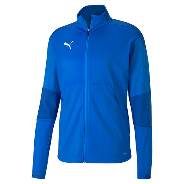 Puma Final Training Jacket - Electric Blue/Team Power Blue