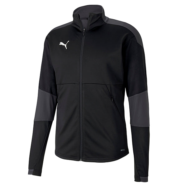 Puma Final Training Jacket - Black/Asphalt
