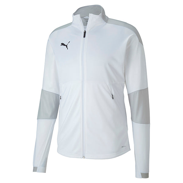 Puma Final Training Jacket - White/Grey Violet