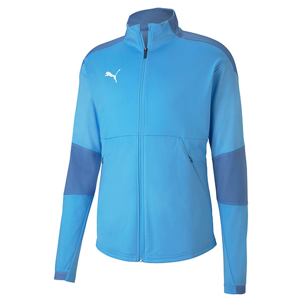Puma Final Training Jacket - Team Light Blue/Blue Yonder