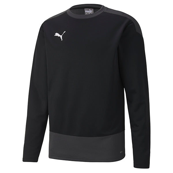 Puma Goal Training Sweat - Black/Asphalt