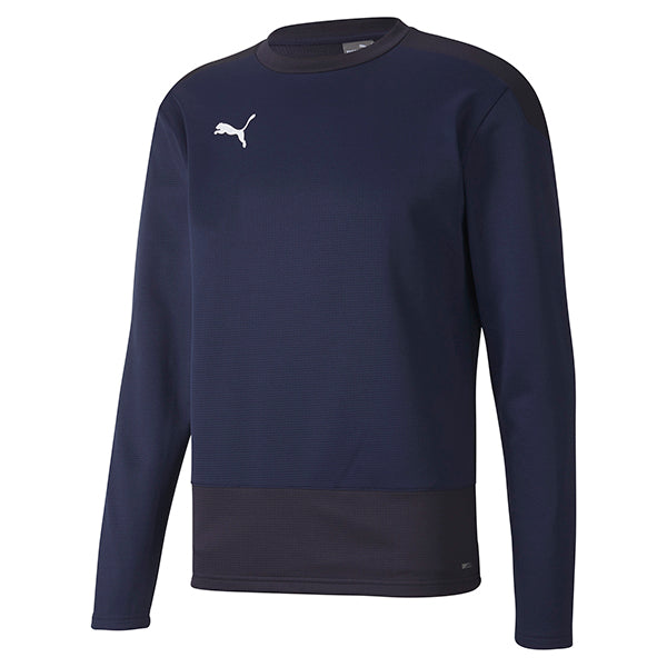 Puma Goal Training Sweat - Peacoat/New Navy