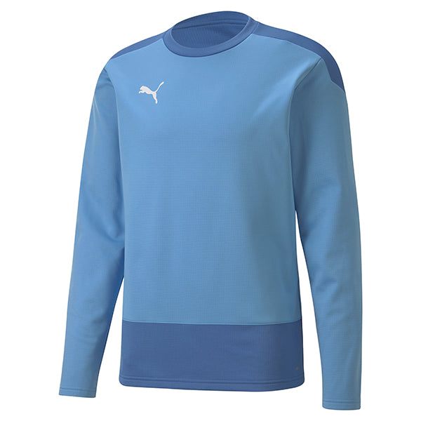 Puma Goal Training Sweat - Team Light Blue/Blue Yonder