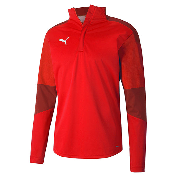 Puma Final Training Rain Top - Red/Chilli Pepper