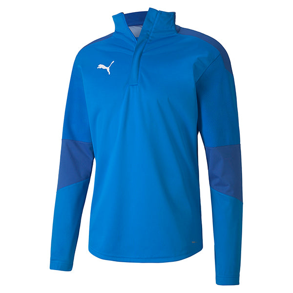 Puma Final Training Rain Top - Electric Blue/Team Power Blue