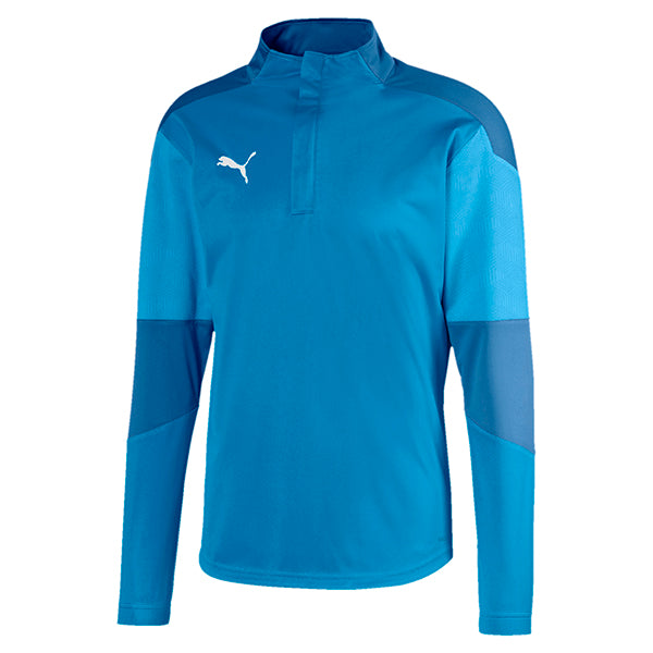 Puma Final Training Rain Top - Team Light Blue/Blue Yonder