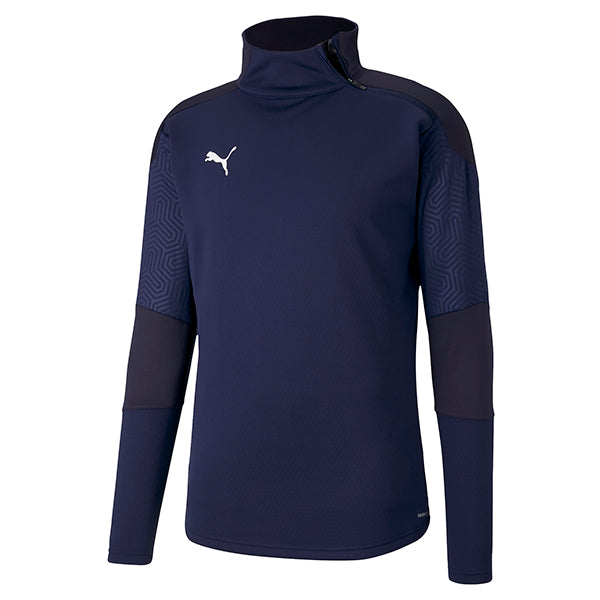 Puma Final Training Fleece - Peacoat/New Navy