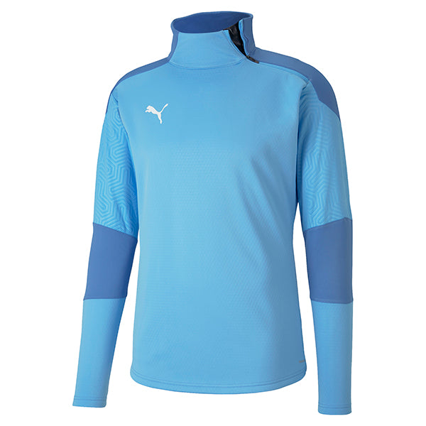 Puma Final Training Fleece - Team Light Blue/Blue Yonder