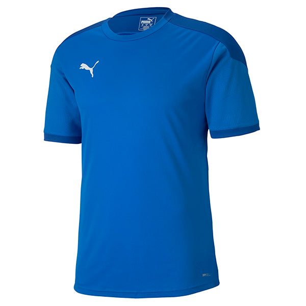 Puma Final Training Jersey - Electric Blue/Team Power Blue