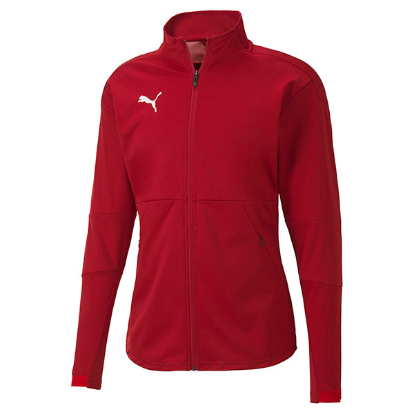 Puma Final Sideline Jacket - Chilli Pepper/Red