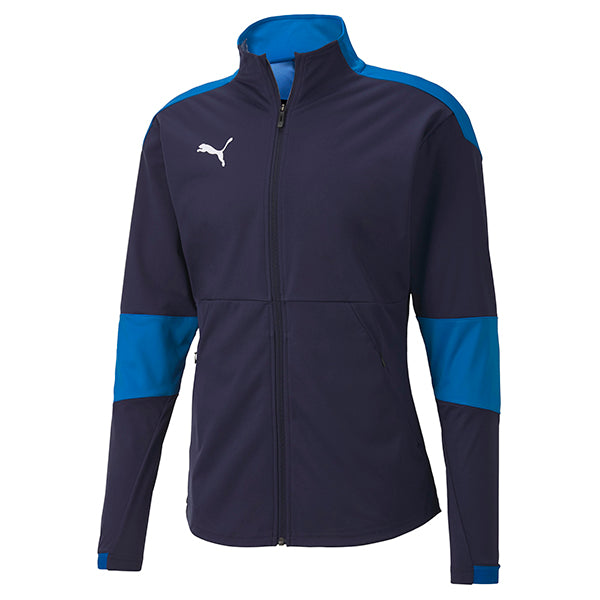 Puma Final Sideline Jacket - Peacoat/Electric Blue
