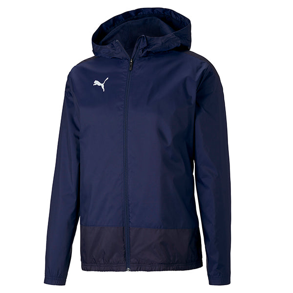 Puma Goal Training Rain Jacket - Peacoat/New Navy