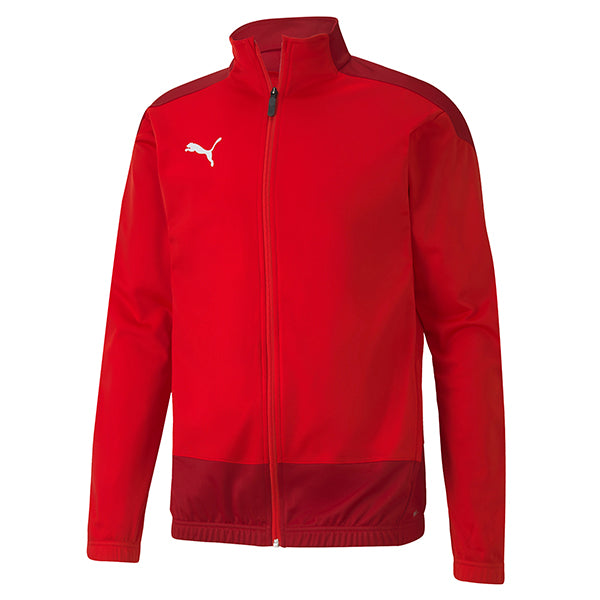 Puma Goal Training Jacket - Red/Chilli Pepper