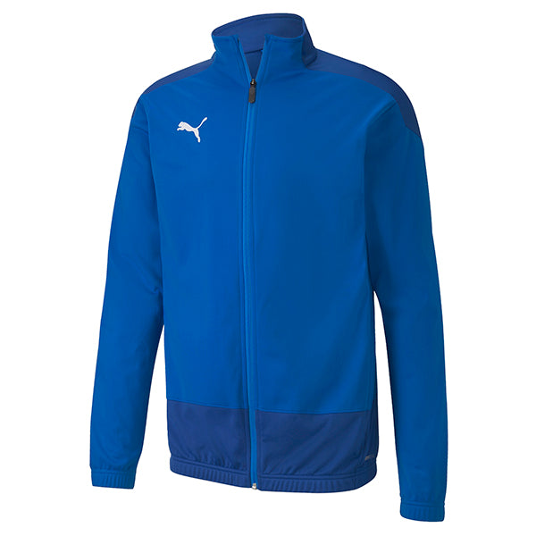 Puma Goal Training Jacket - Electric Blue/Team Power Blue