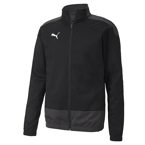 Puma Goal Training Jacket - Black/Asphalt