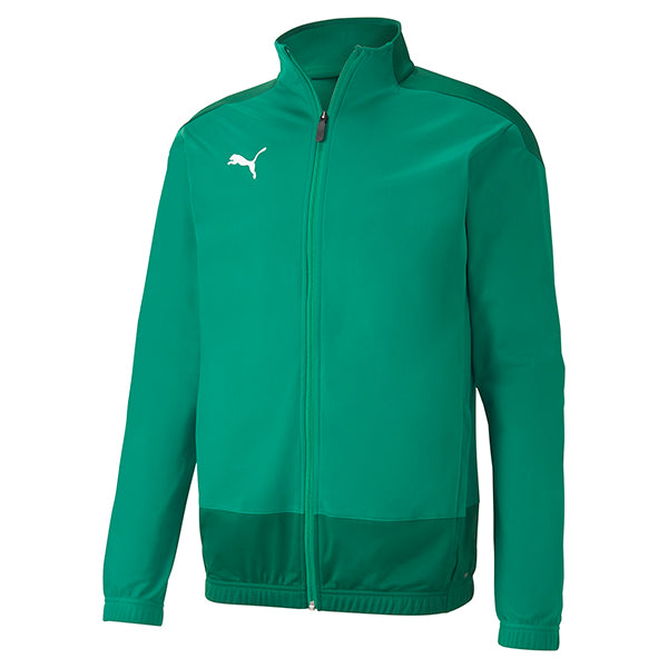 Puma Goal Training Jacket - Pepper Green/Power Green