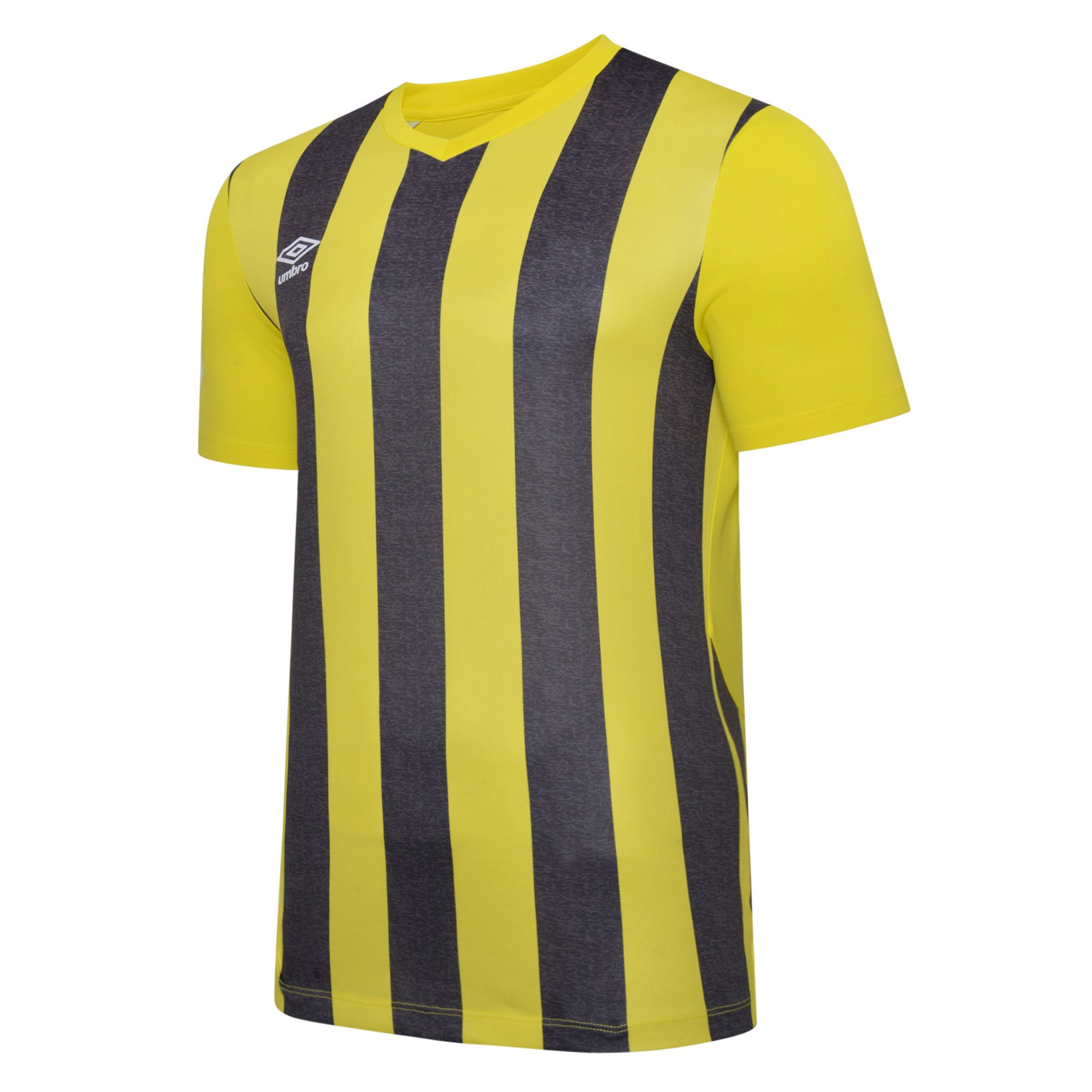 Umbro Ramone Jersey SS - Blazing Yellow/Carbon