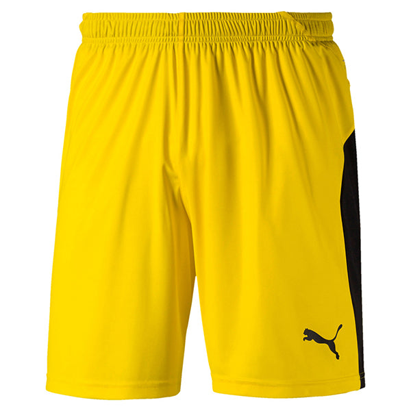 Puma Liga GK Short - Cyber Yellow
