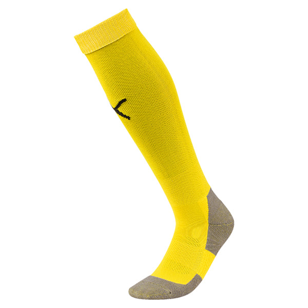Puma Liga Core Sock - Cyber Yellow