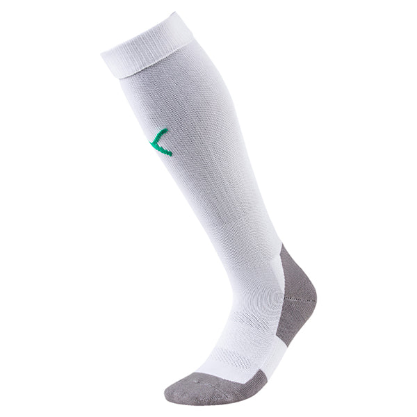 Puma Liga Core Sock - White/Green