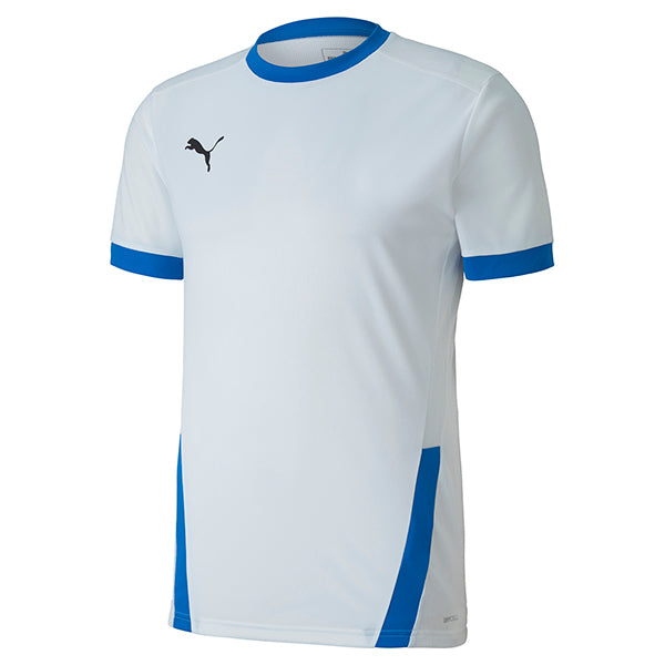 Puma Goal Jersey - White/Electric Blue