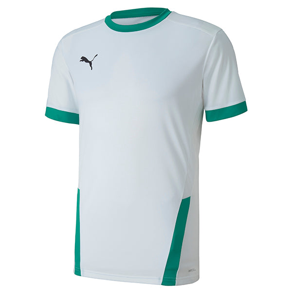 Puma Goal Jersey - White/Pepper Green