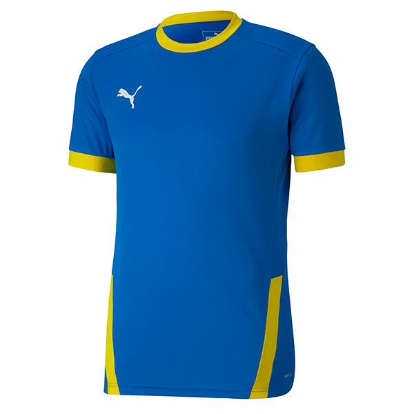 Puma Goal Jersey - Electric Blue/Yellow