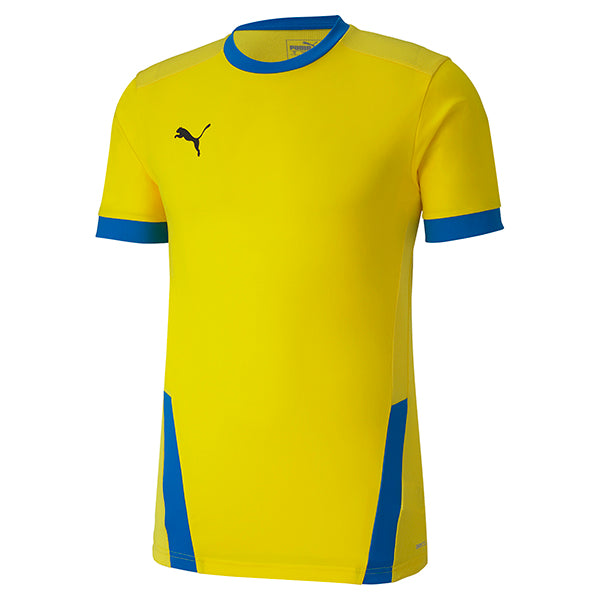 Puma Goal Jersey - Cyber Yellow/Electric Blue