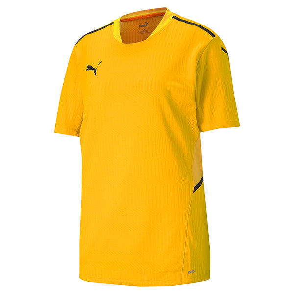 Puma Team Cup Jersey - Cyber Yellow