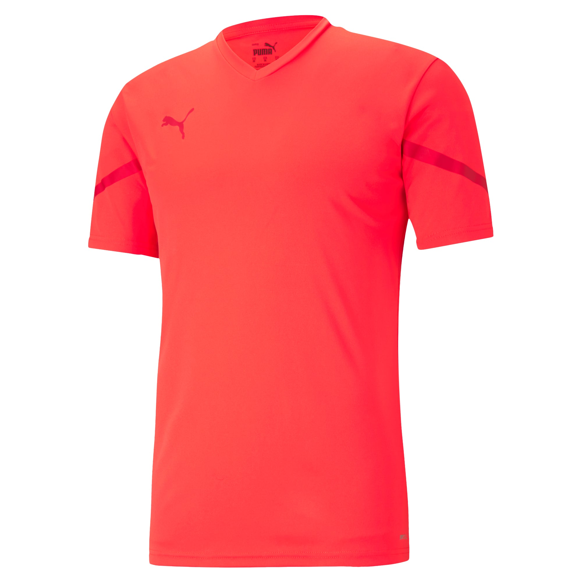 Puma Team Flash Jersey - Nrgy Red