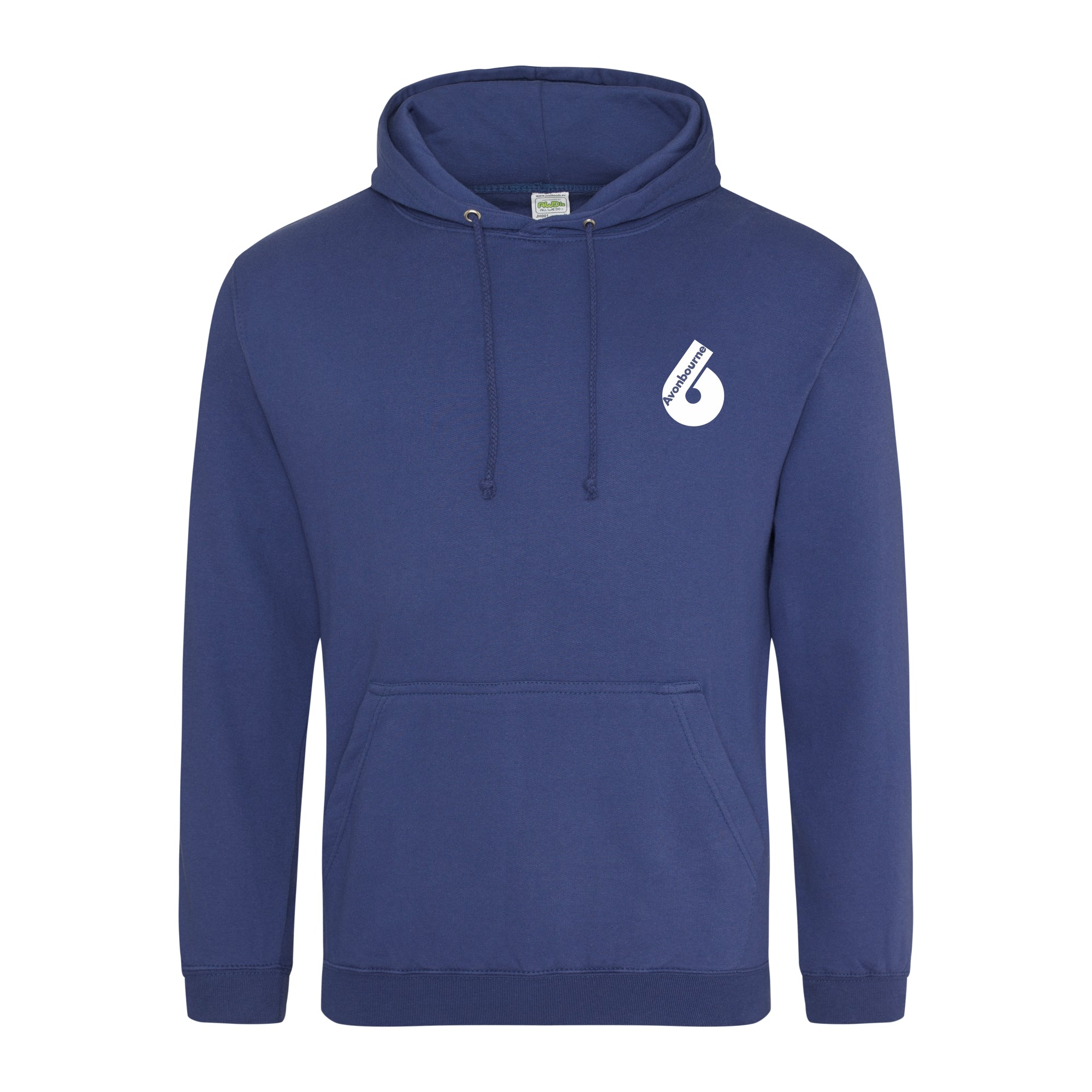 Avonbourne 6th Form Leavers Hoody 2019 - Denim Blue