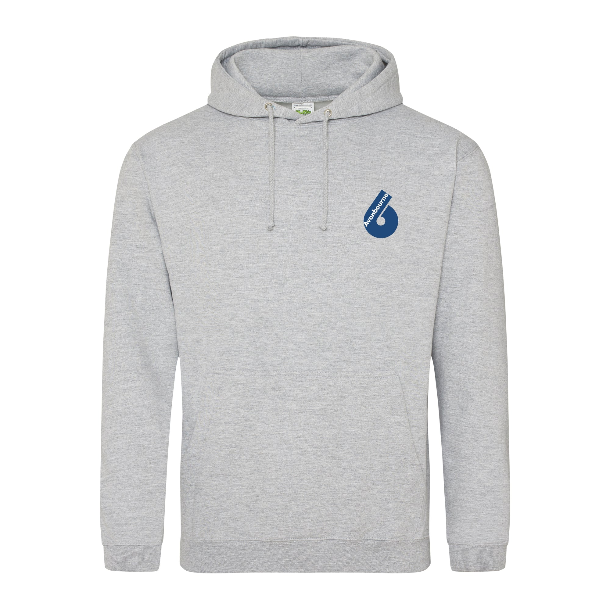 Avonbourne 6th Form Leavers Hoody 2019 - Heather Grey