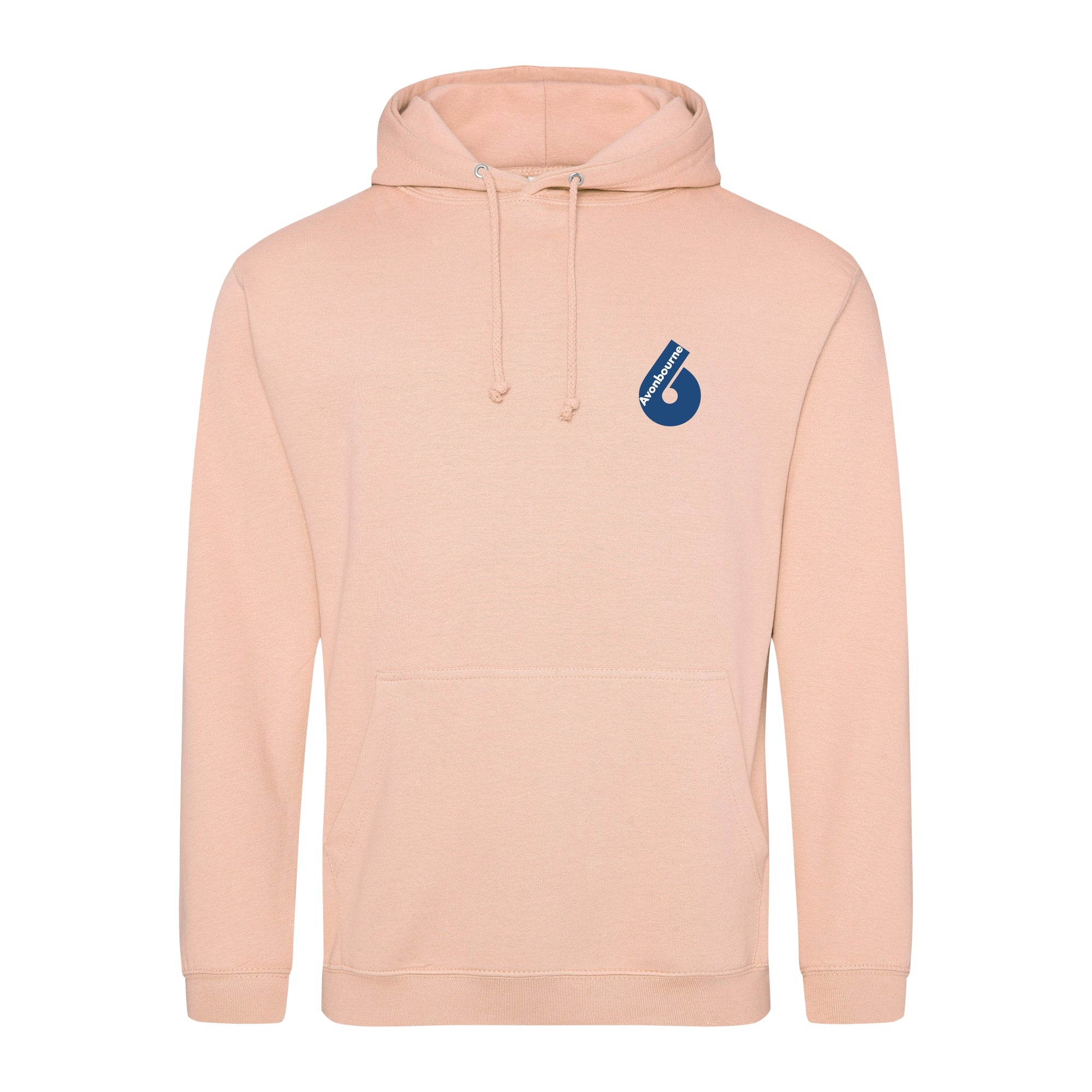 Avonbourne 6th Form Leavers Hoody 2019 - Peach