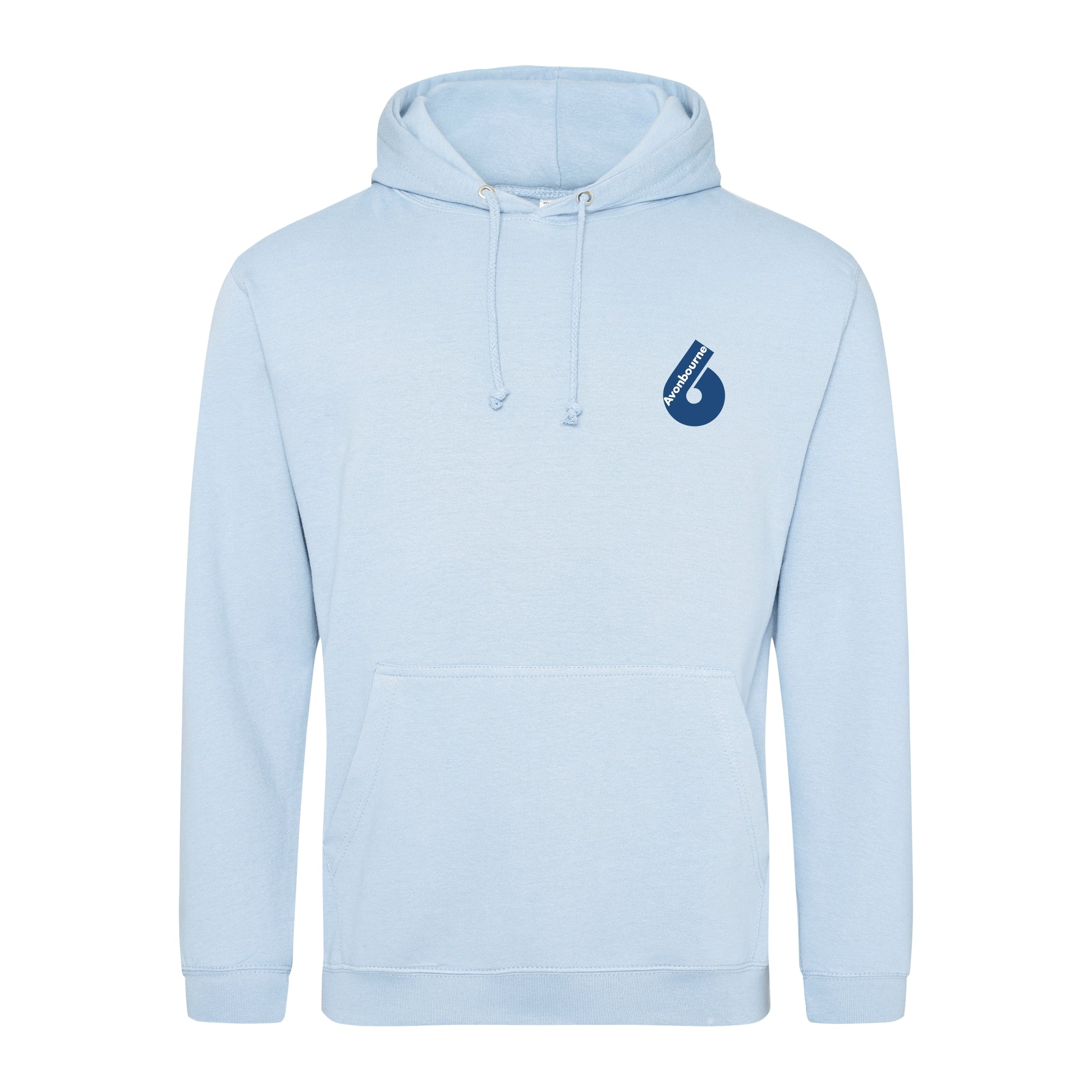 Avonbourne 6th Form Leavers Hoody 2019 - Sky Blue