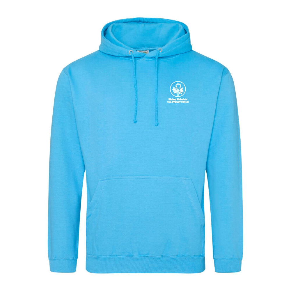 Bishop Aldhelm's Primary School Leavers Hoody 2020 - Hawaiian Blue