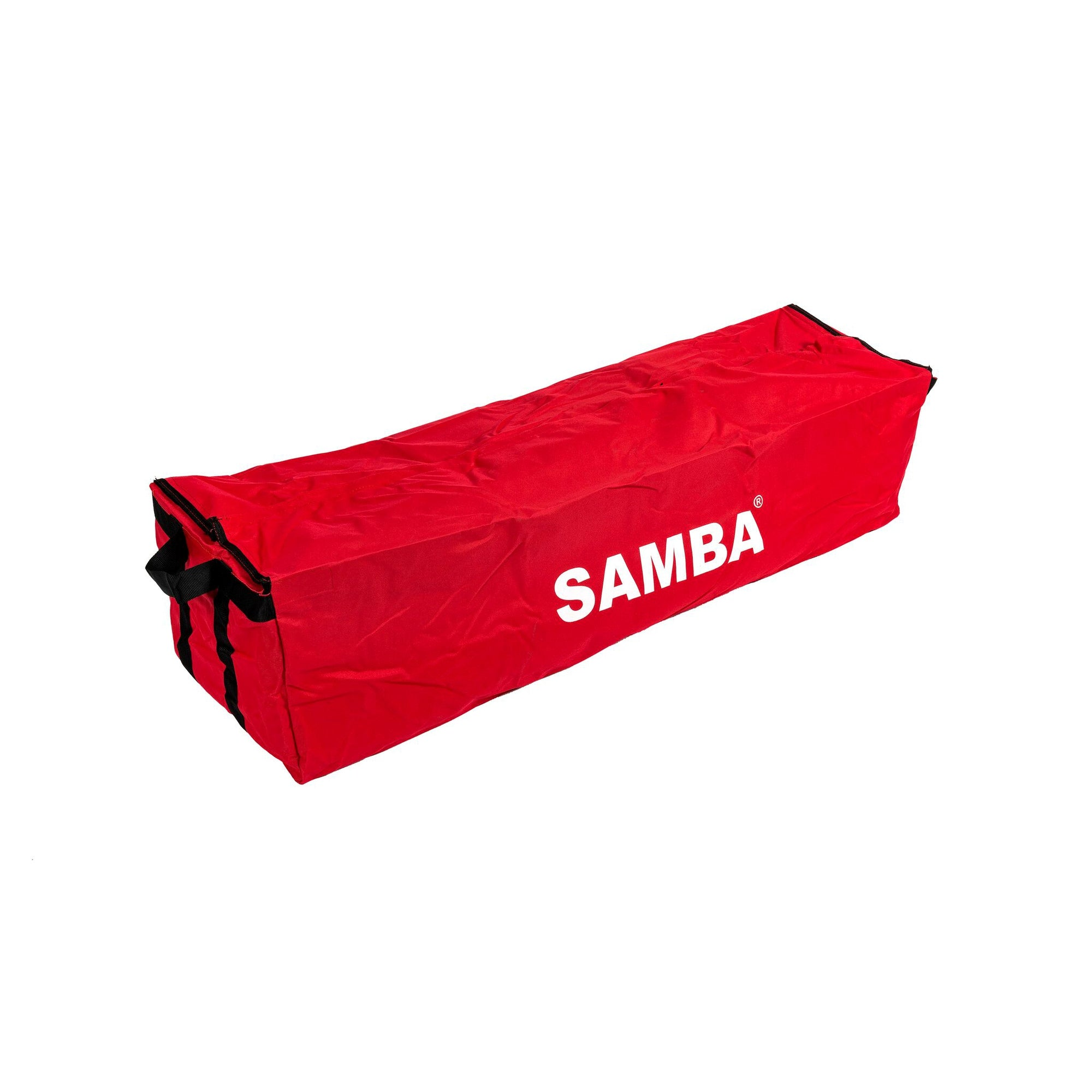 Red Samba 16 x 7 Match Goal Carry Bag