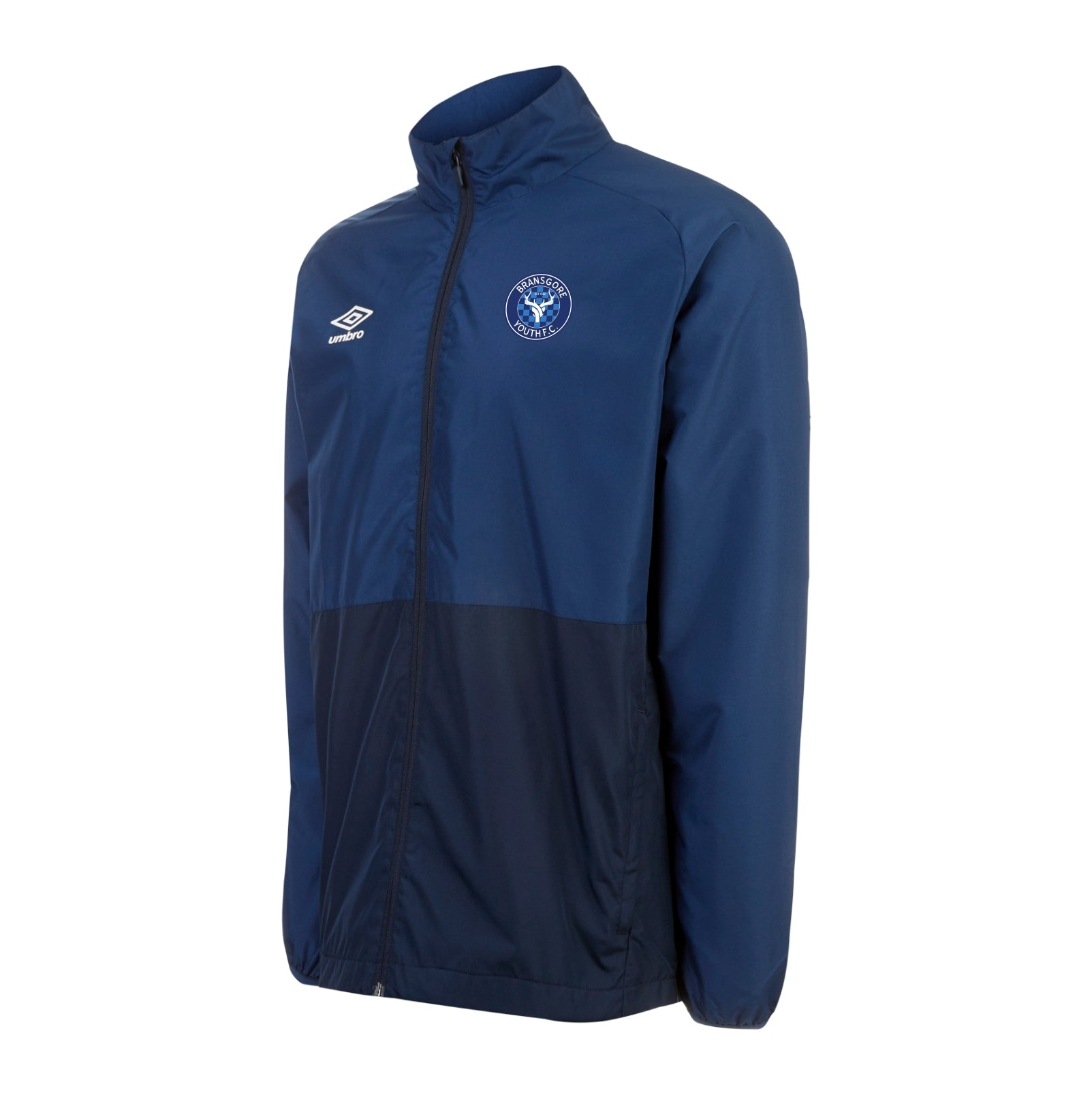 Bransgore Youth - Umbro Training Shower Jacket