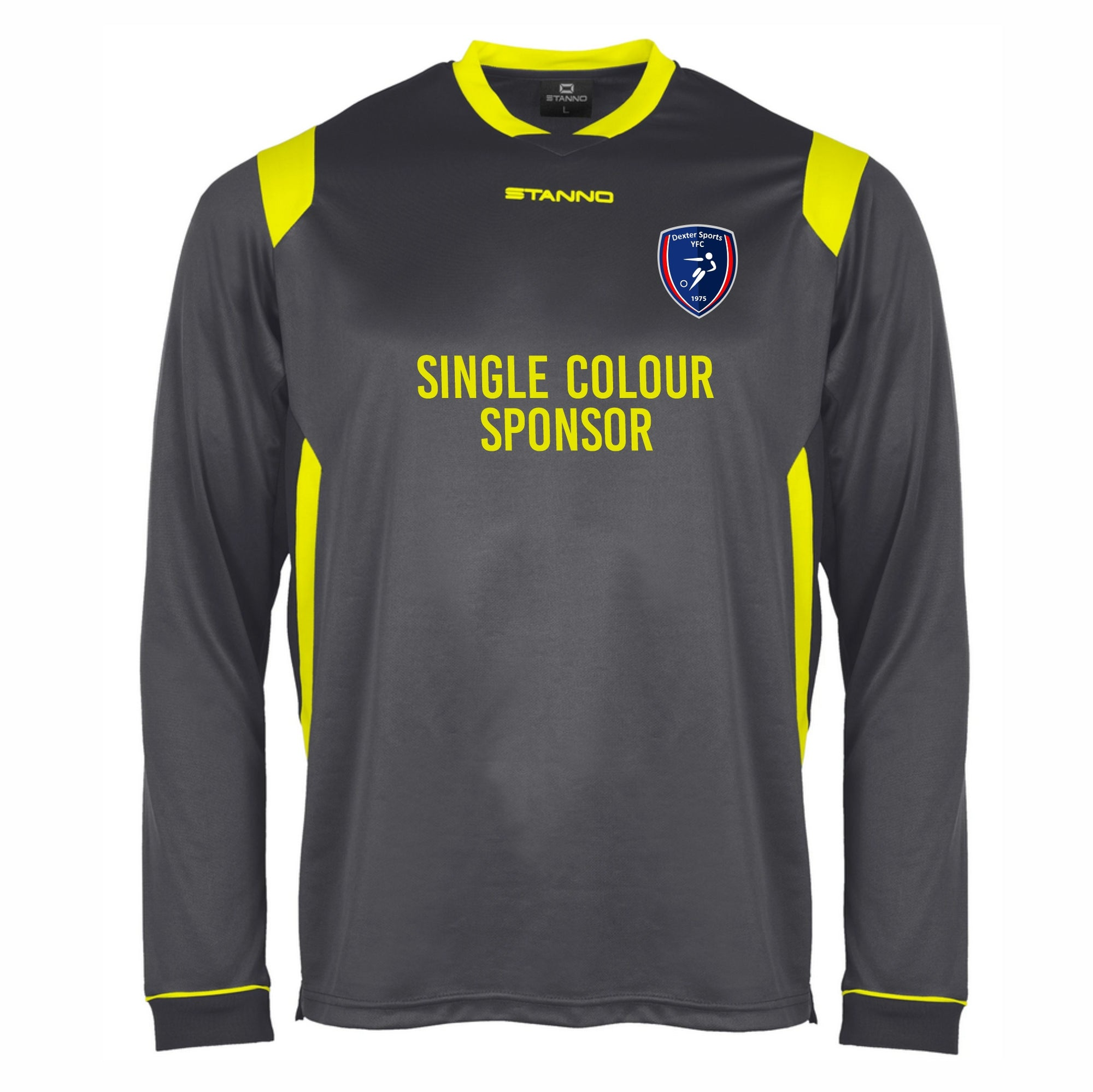 Dexters - Away - Stanno Arezzo Shirt LS - Single Colour