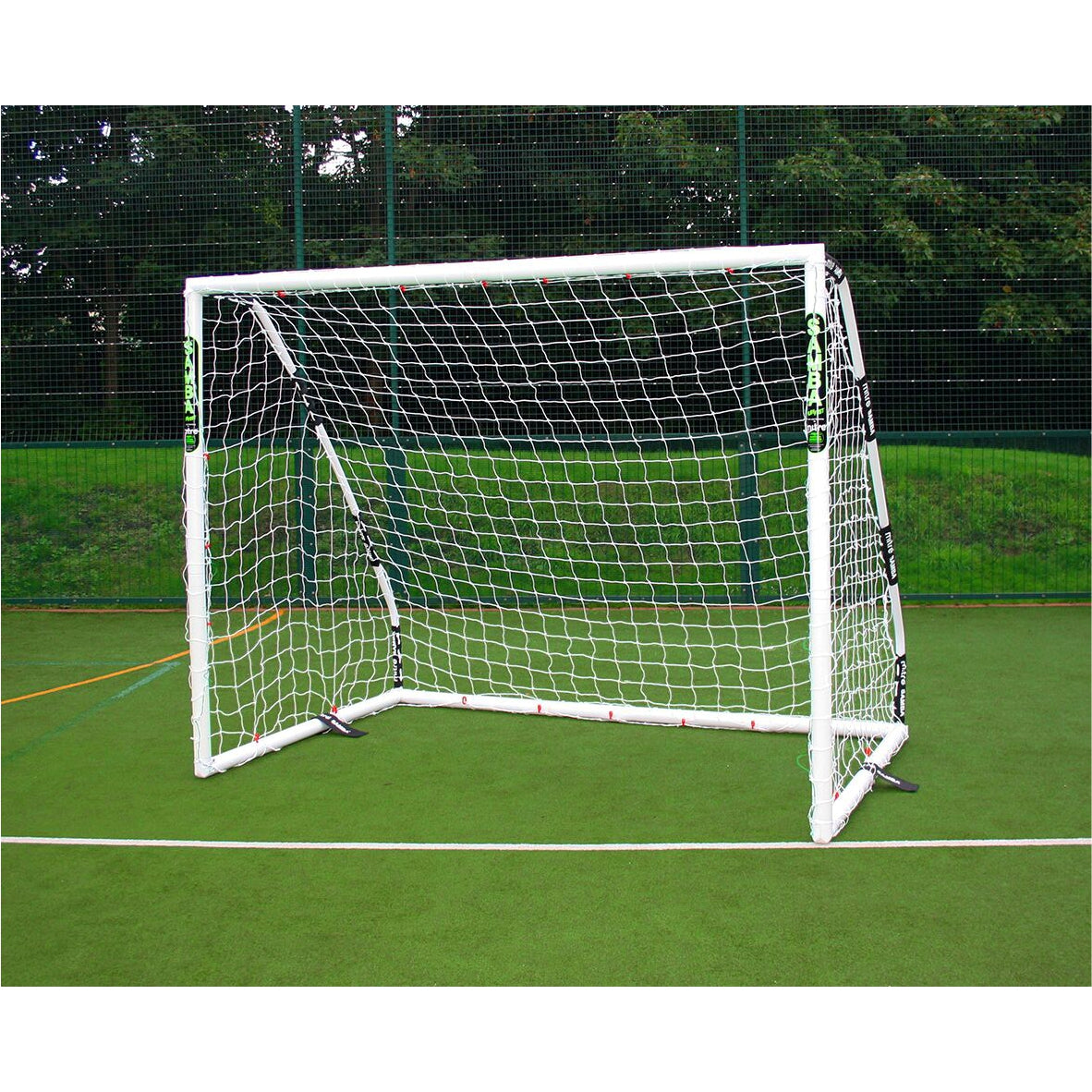 Samba PlayFast Match Goal 8' x 6'