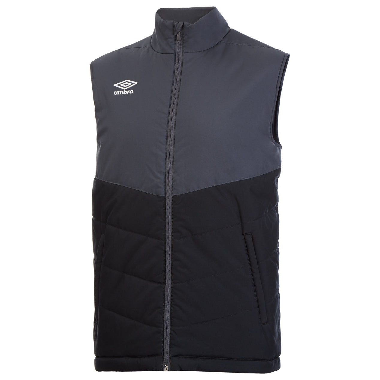 Umbro Gilet - Black/Phantom