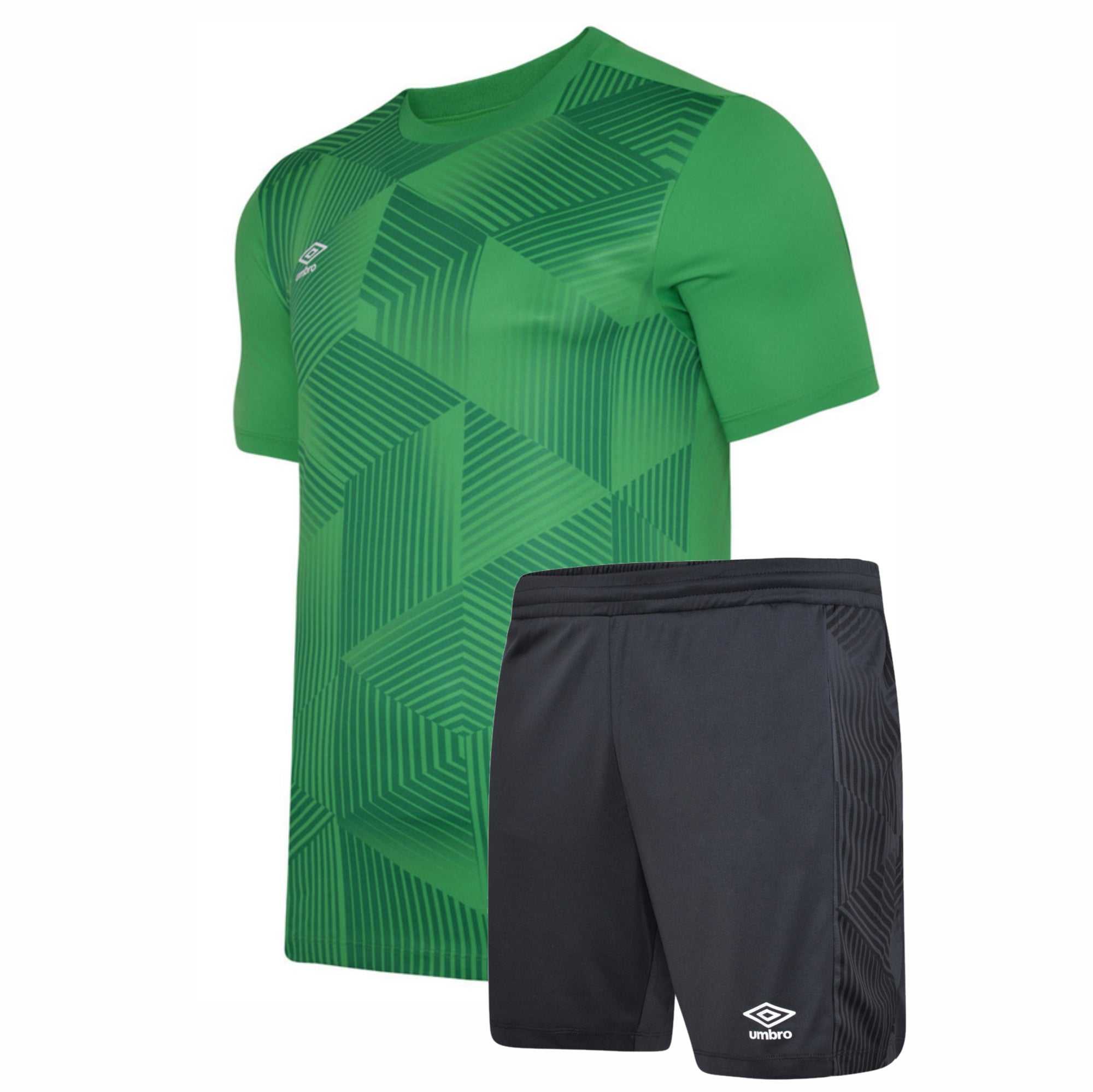 Umbro Maxium Kit Set - Emerald/Black