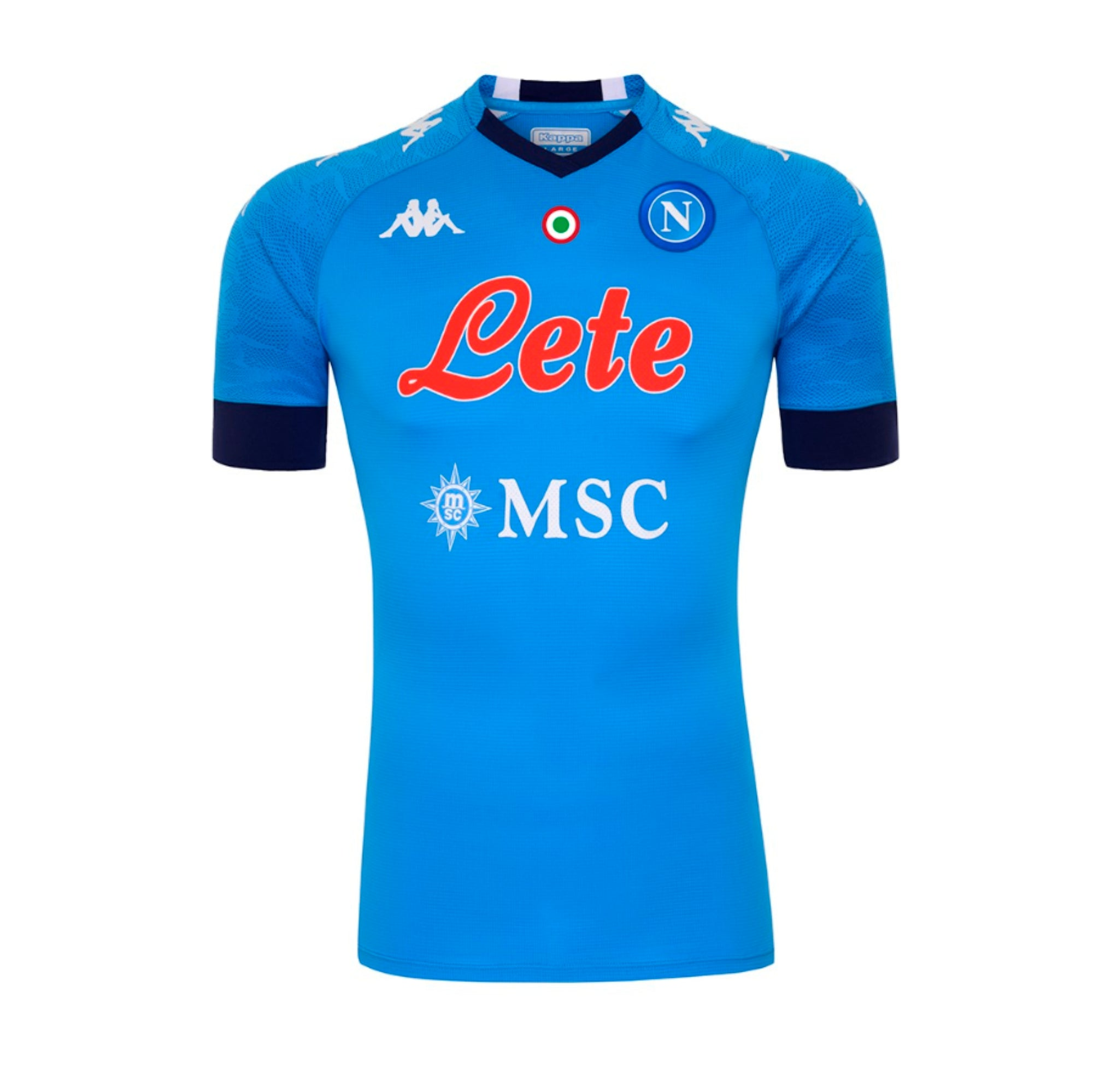 Napoli Home Shirt 20-21