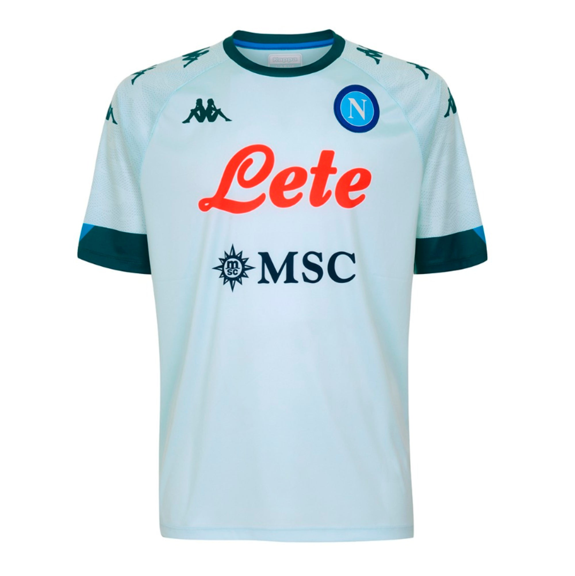 Napoli Away Shirt 20-21