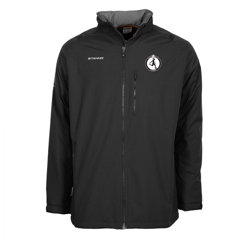TG Academy - Stanno Centro All Weather Jacket - Black