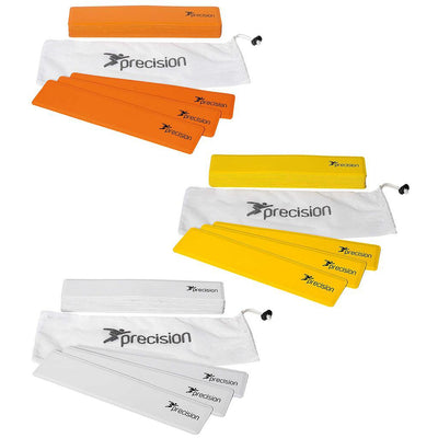 TR328 Orange, Yellow and white Precision Rectangular Markers with carry bag