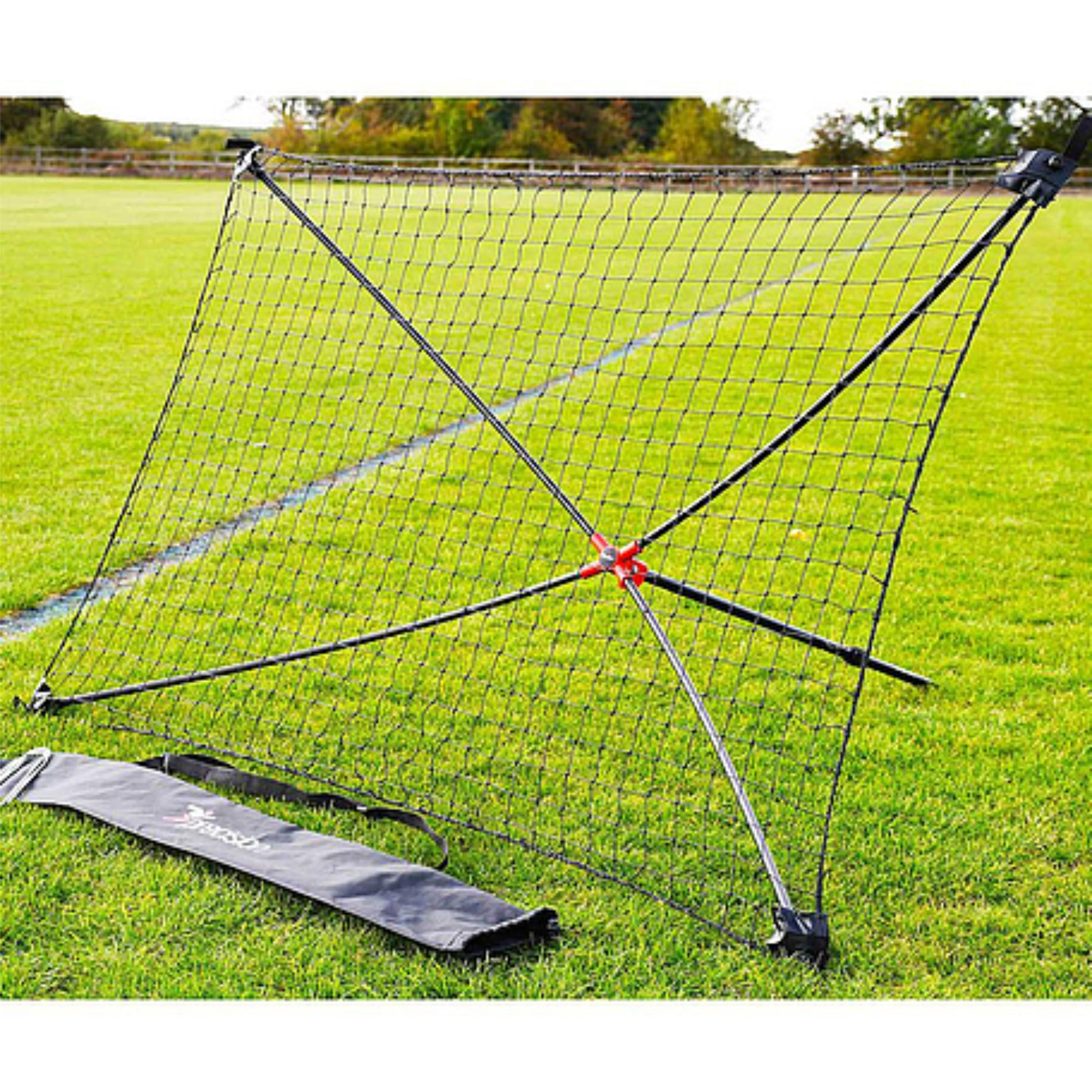 Precision Portable Rebounder & bag