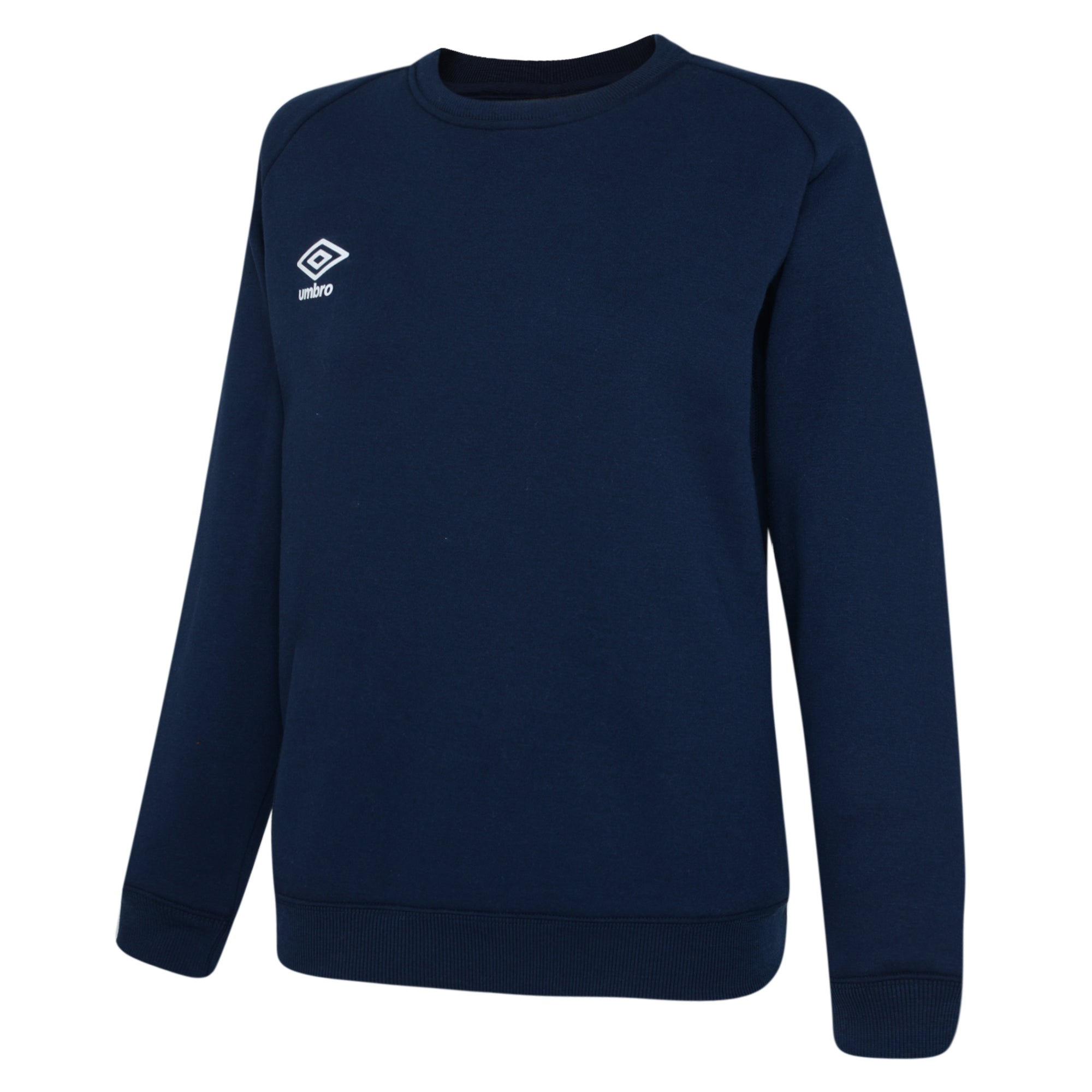 Umbro Club Leisure Women's Sweat - TW Navy/White