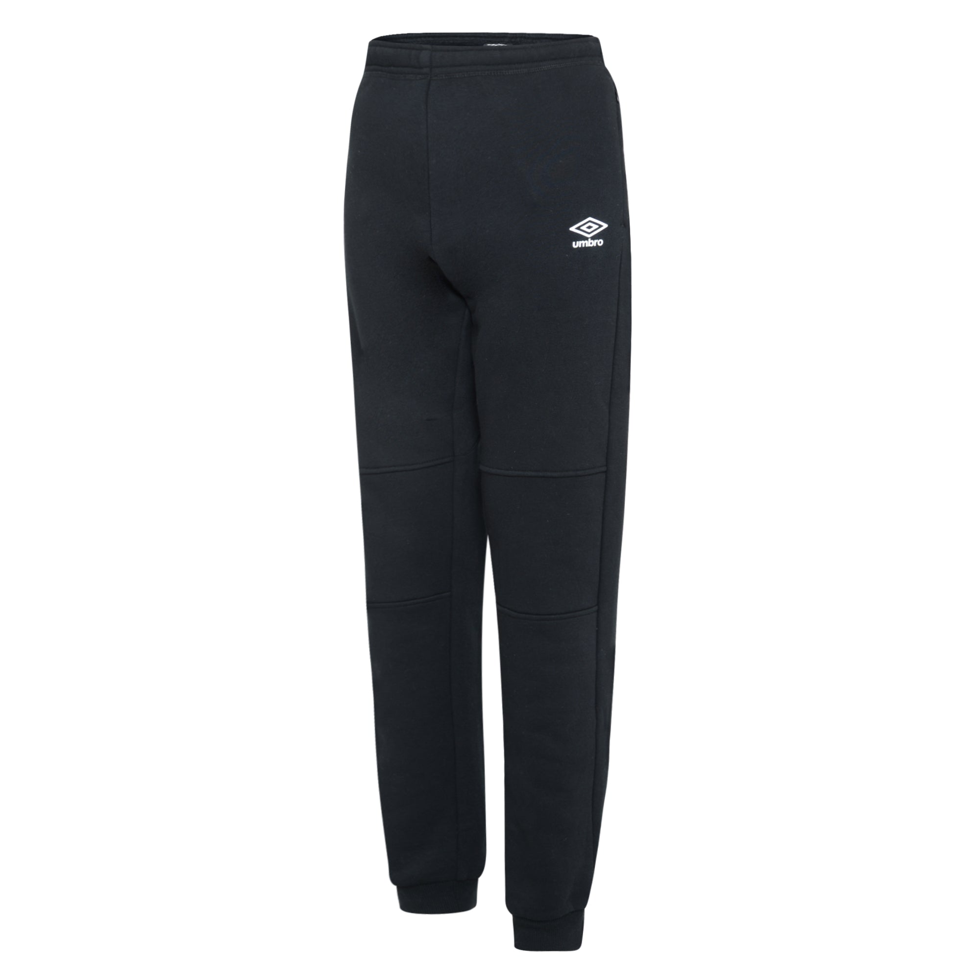 Umbro Club Leisure Women's Jogpants - Black/White