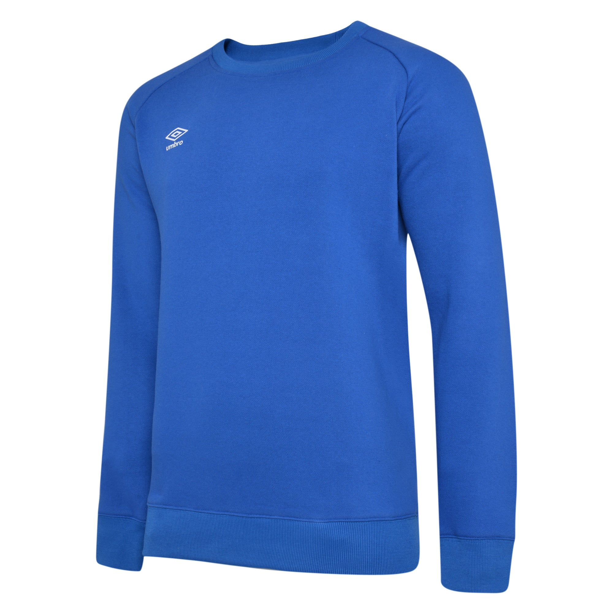 Umbro Club Leisure Sweat - TW Royal/White