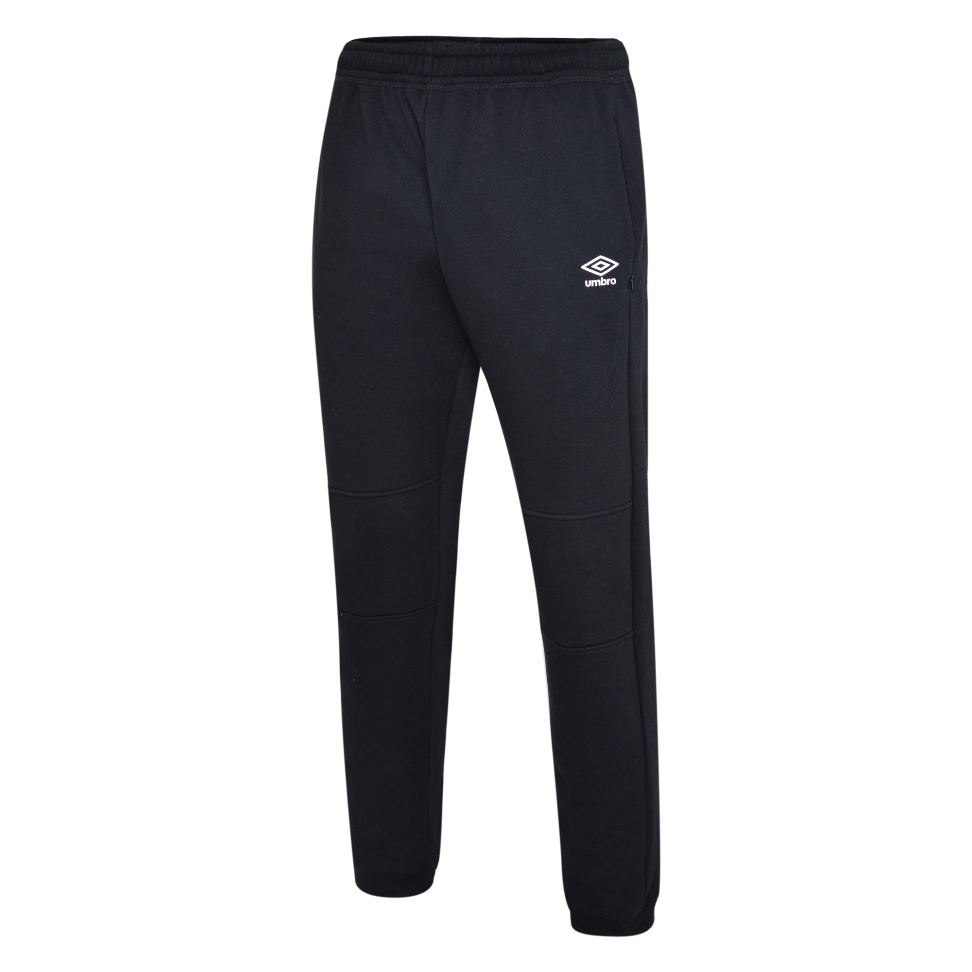 Umbro Club Leisure Jogpants - Black/White
